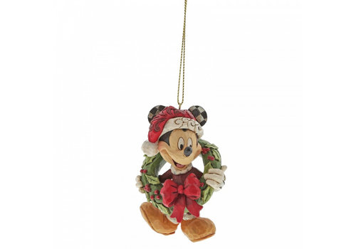Disney Traditions Mickey Mouse Hanging Ornament - Disney Traditions