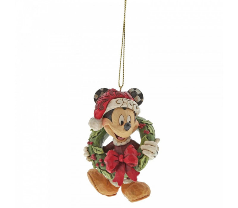 Disney Traditions - Mickey Mouse Hanging Ornament