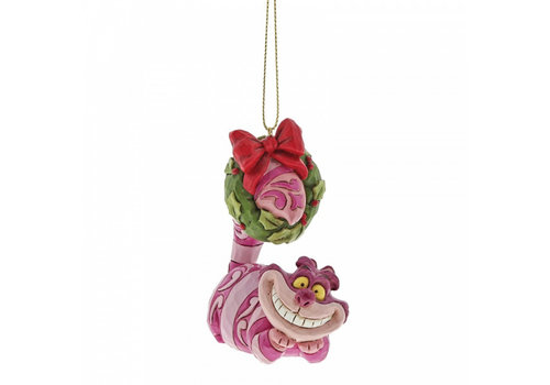 Disney Traditions Cheshire Cat Hanging Ornament - Disney Traditions