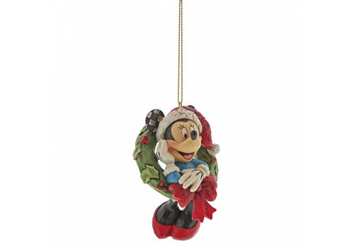 Disney Traditions Minnie Mouse Hanging Ornament - Disney Traditions