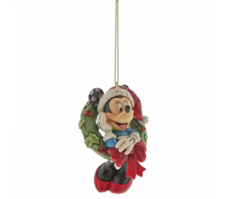 Disney Traditions - Minnie Mouse Hanging Ornament