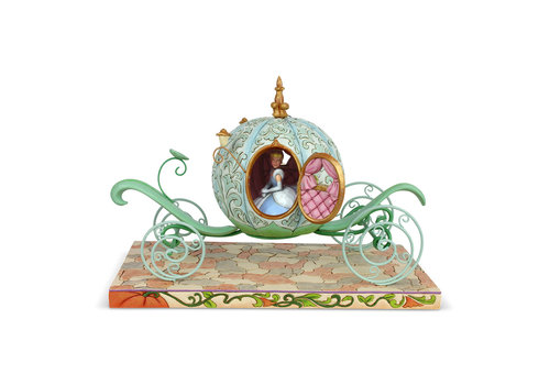 Disney Traditions Enchanted Carriage (Cinderella Carriage) - Disney Traditions