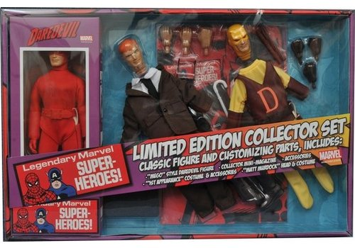 Diamond Select Daredevil Limited Edition Collector Set - Diamond Select
