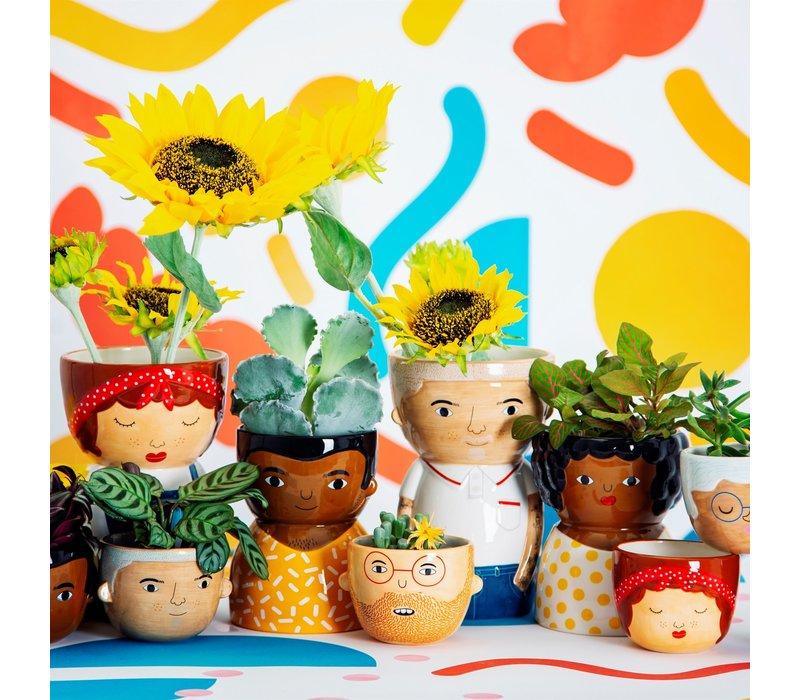 Mini Libby Planter - Sass & Belle