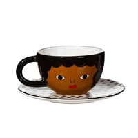 Chantelle Tea Cup and Saucer Set - Sass & Belle