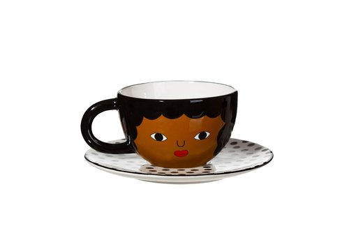Sass & Belle Chantelle Tea Cup and Saucer Set - Sass & Belle