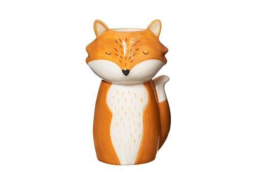 Sass & Belle Finley Fox Vase - Sass & Belle