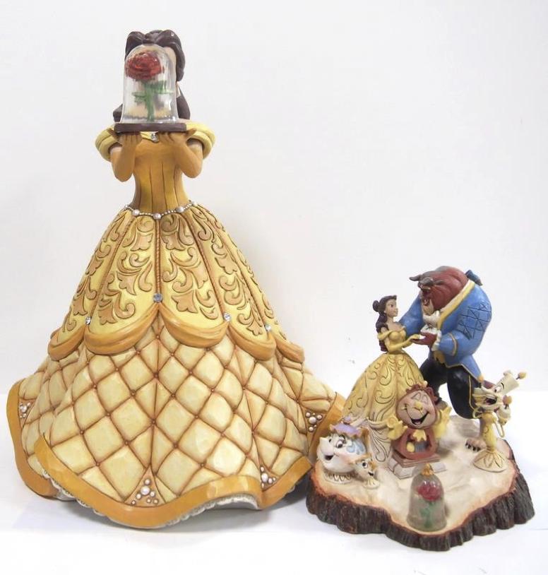 Disney Traditions - Belle Deluxe Figurine (6009139)