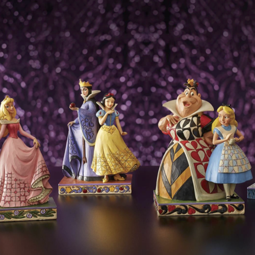 Nieuwe figuren Disney Traditions bekend!