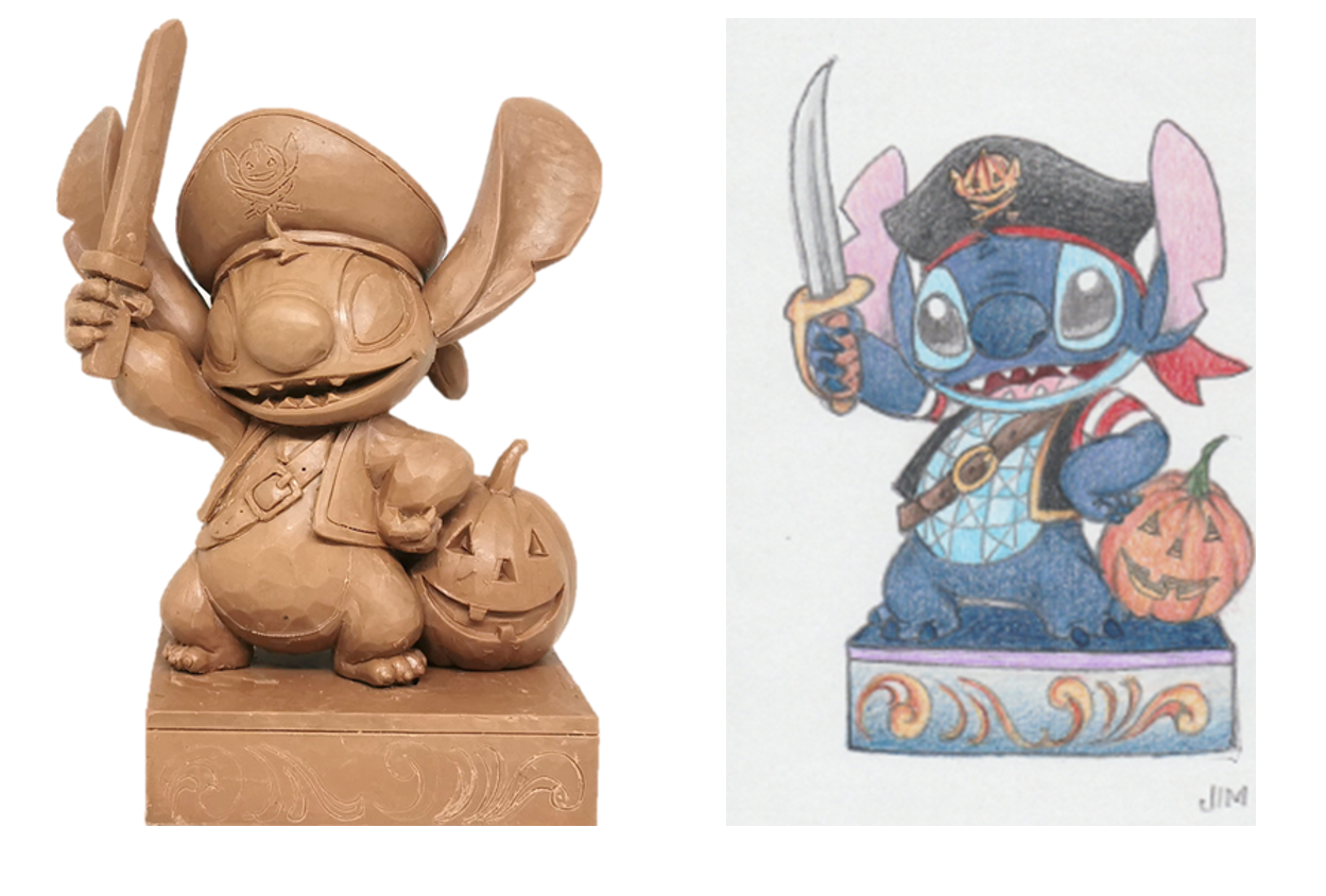Disney Traditions - Stitch Dressed as a Pirate