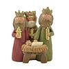UniekCadeau UniekCadeau - King of Kings (Jesus with Three Wisemen)