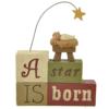 UniekCadeau UniekCadeau - A Star is Born (Nativity with star)