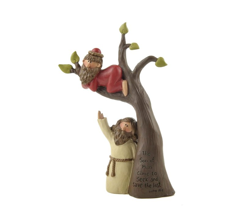 UniekCadeau - The Son of Man came to seek (Jesus and Zacchaeus)