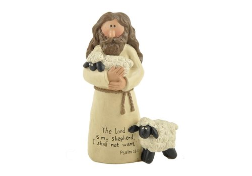 UniekCadeau The Lord is my Shepherd (Jesus is the Good Shepherd) - UniekCadeau
