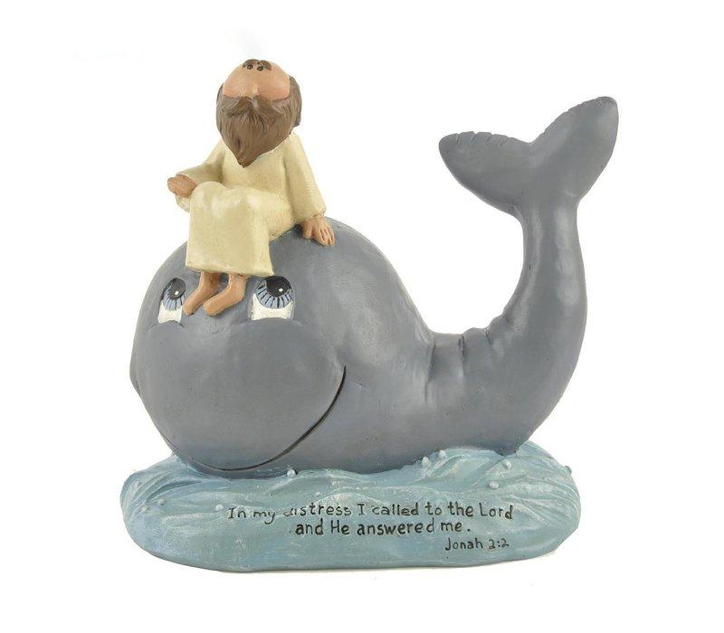 UniekCadeau - And He Answered Me (Jonah and the great fish)
