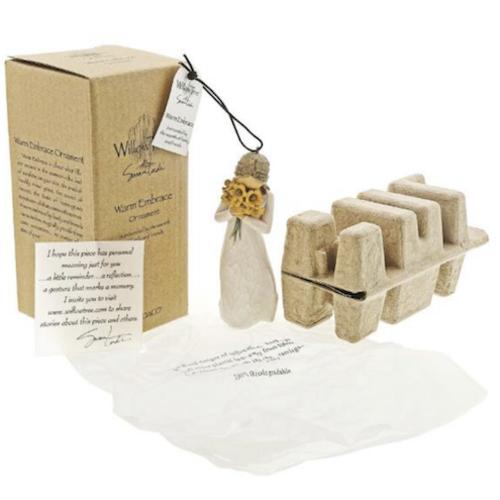Goed nieuws over de verpakking van Willow Tree!