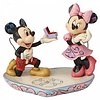 Disney Traditions Disney Traditions - A Magical Moment (Mickey Proposing to Minnie Mouse)