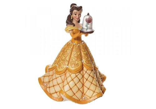 Disney Traditions A Rare Rose (Belle Deluxe) - Disney Traditions
