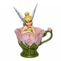 Disney Traditions - A Spot of Tink (Tinkerbell Sitting in a Flower)