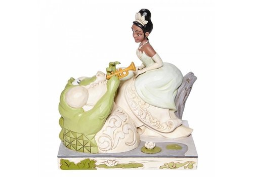 Disney Traditions Bayou Beauty (White Woodland Tiana) - Disney Traditions