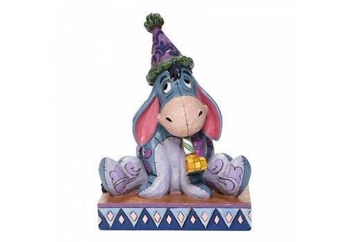 Disney Traditions Birthday Blues (Eeyore with Birthday Hat) - Disney Traditions