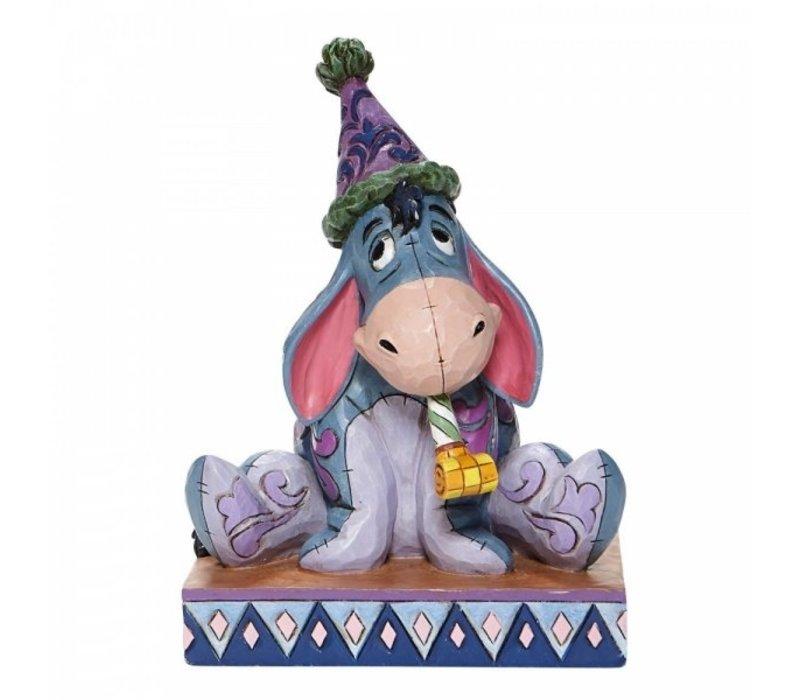 Disney Traditions - Birthday Blues (Eeyore with Birthday Hat)