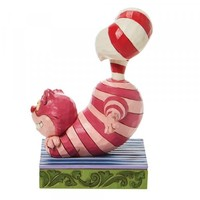 Disney Traditions - Candy Cane Cheer (Cheshire Cat Cane Tail)
