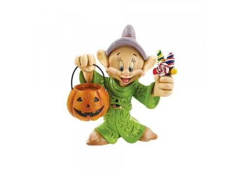 Disney Traditions Cheerful Candy Collector (Dopey Trick-or-Treating) - Disney Traditions