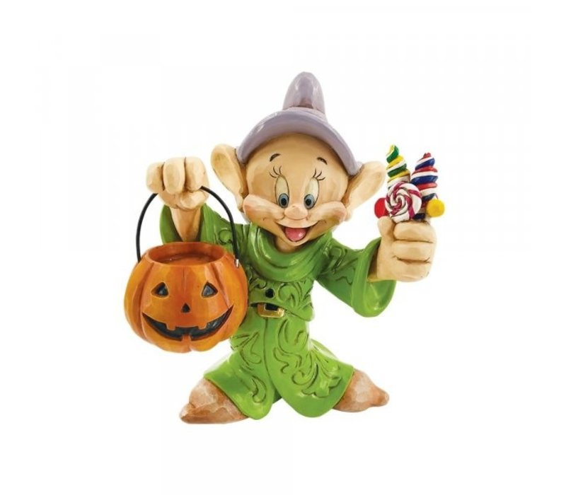 Disney Traditions - Cheerful Candy Collector (Dopey Trick-or-Treating)
