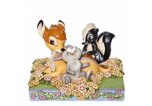 Disney Traditions Childhood Friends (Bambi and Friends) - Disney Traditions