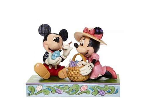 Disney Traditions Easter Artistry (Mickey and Minnie Easter) - Disney Traditions