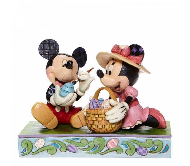 Disney Traditions - Easter Artistry (Mickey and Minnie Easter)