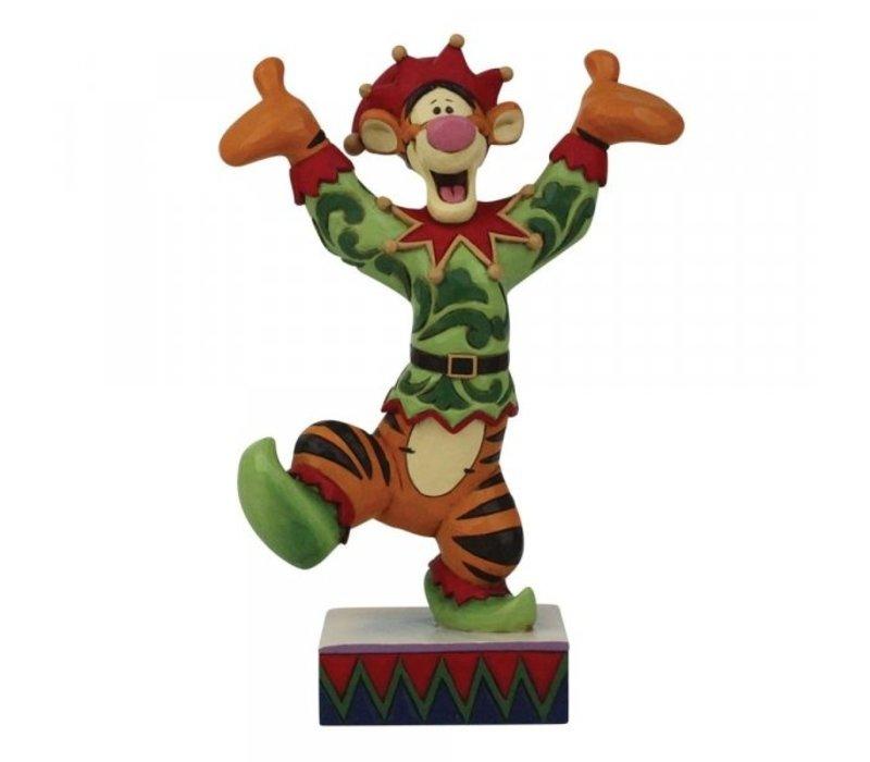 Disney Traditions - Ecstatic Elf (Tigger Elf)