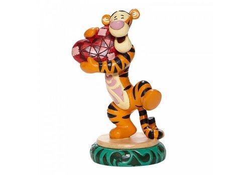 Disney Traditions Heartfelt Hug (Tigger Holding Heart) - Disney Traditions