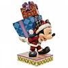Disney Traditions Disney Traditions - Here Comes Old St. Mick (Mickey Carrying Gifts)