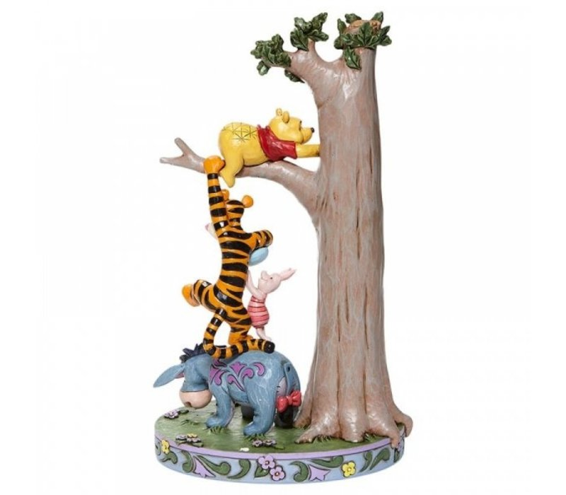 Disney Traditions - Hundred Acre Caper (Tree with Pooh and Friends)