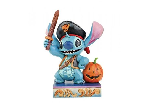 Disney Traditions Lovable Buccaneer (Stitch as a Pirate) - Disney Traditions