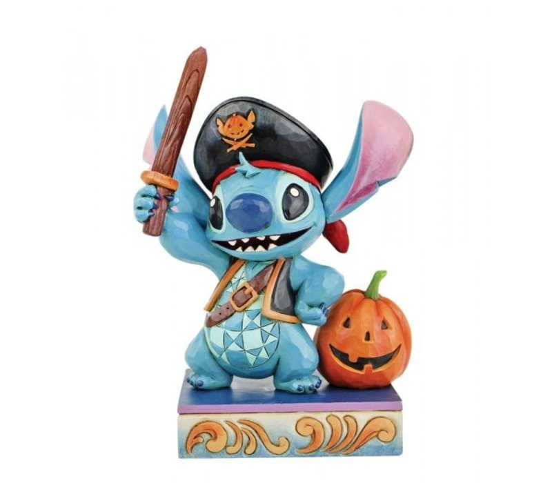 Disney Traditions - Lovable Buccaneer (Stitch as a Pirate)