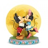 Disney Traditions Disney Traditions - Magic and Moonlight (Mickey and Minnie with Moon)
