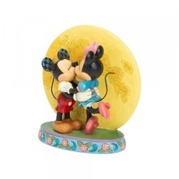 Disney Traditions - Magic and Moonlight (Mickey and Minnie with Moon)