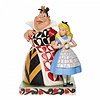 Disney Traditions Disney Traditions - Chaos and Curiousity (Alice and the Queen of Hearts)
