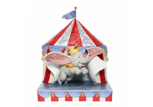 Disney Traditions Over the Big Top ( Dumbo Circus out of Tent) - Disney Traditions