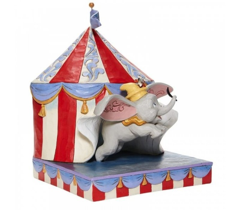 Disney Traditions - Over the Big Top ( Dumbo Circus out of Tent)