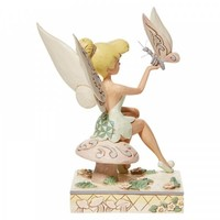 Disney Traditions - Passionate Pixie (White Woodland Tinkerbell)