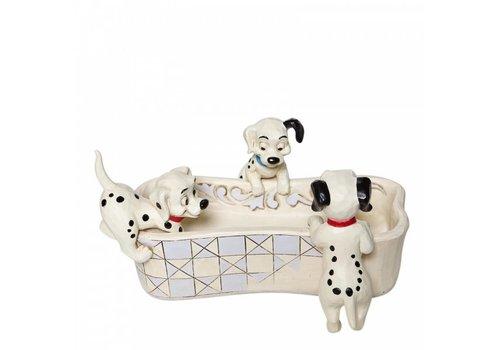 Disney Traditions Puppy Bowl (101 Dalmatians Bone Shaped Dish) - Disney Traditions