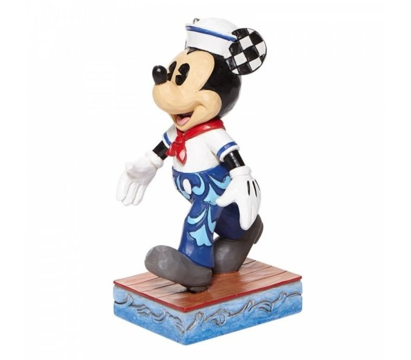 Disney Traditions - Snazzy Sailor (Mickey Sailor Personality Pose)