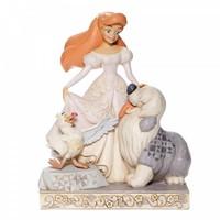 Disney Traditions - Spirited Siren (White Woodland Ariel)