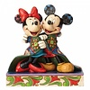 Disney Traditions Disney Traditions - Warm Wishes (Mickey and Minnie Mouse)