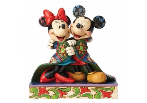 Disney Traditions Warm Wishes (Mickey and Minnie Mouse) - Disney Traditions