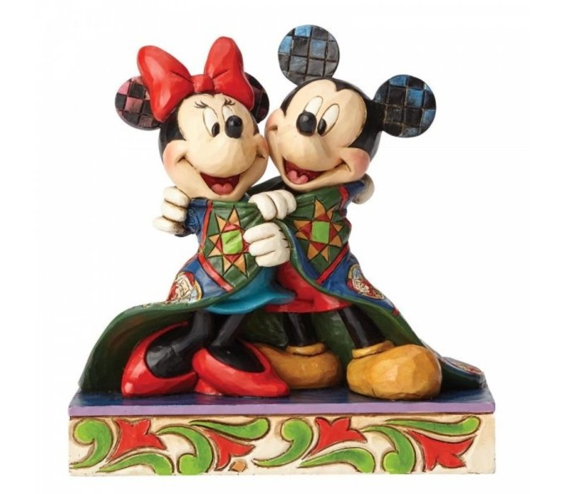 Disney Traditions - Warm Wishes (Mickey and Minnie Mouse)